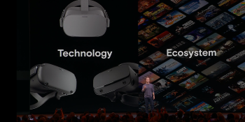 Facebook: Oculus Link will work with SteamVR games, too