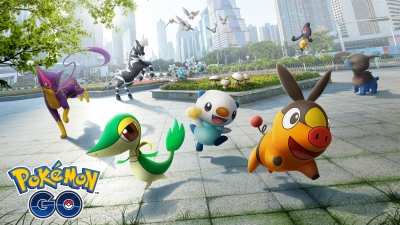 Pokemon Go Adds Critters From Black And White S Gen 5 Roster