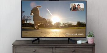 Facebook's Portal TV lets you watch shows during video calls