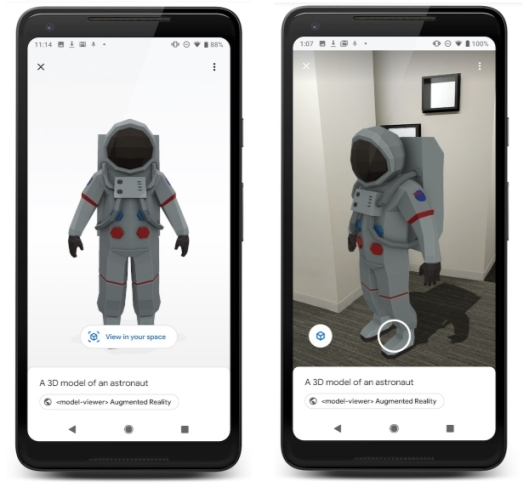, Why aren't brands using Google's augmented reality wrapper?, Next TGP