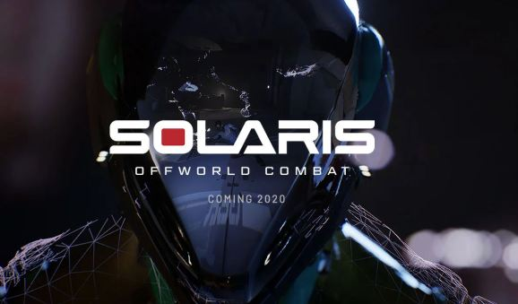 Solaris: Offworld Combat is 4-on-4 multiplayer in VR with crossplay on Oculus Rift and Quest.