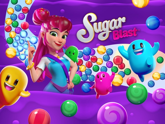 Sugar Blast.
