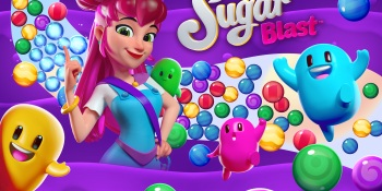 Rovio releases mobile puzzle game Sugar Blast