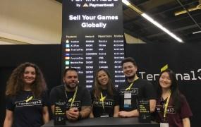 Terminal3 at Gamescom 2019.