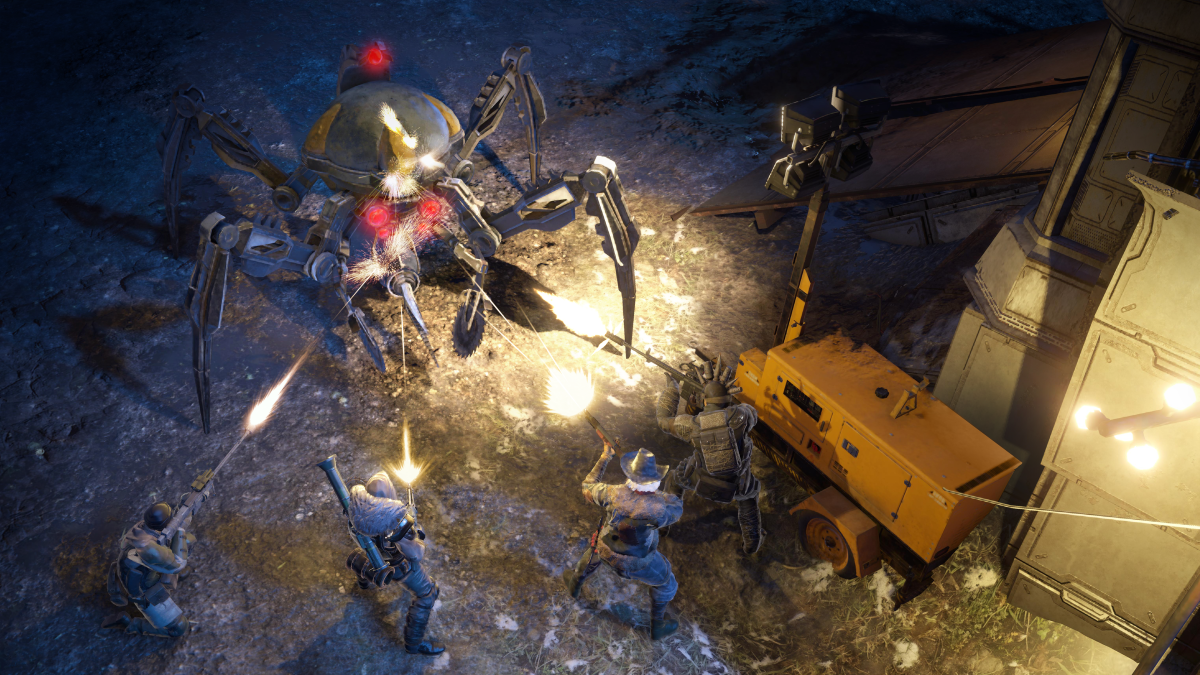 Wasteland 3 will launch May 19 on PC and Xbox One