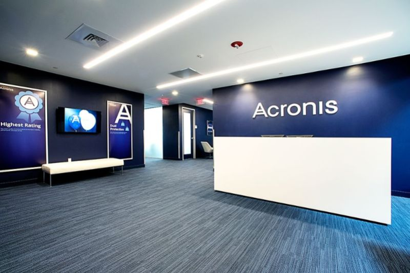 Acronis raises $147 million for tools that back up, protect, and restore data