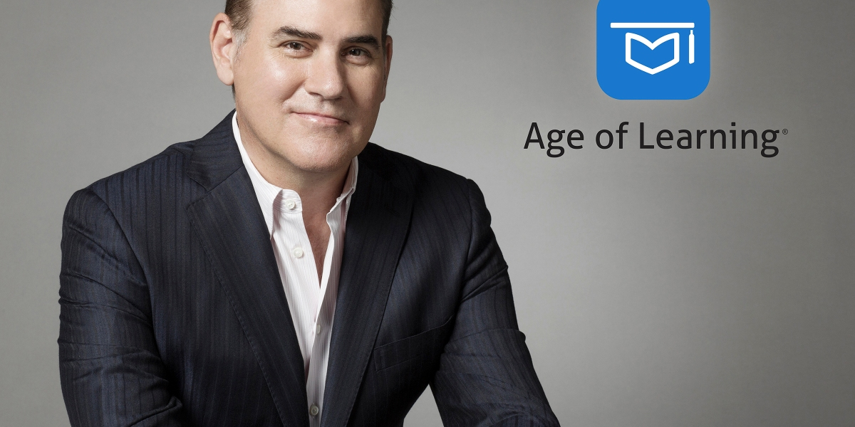 Paul Candland is the new CEO of Age of Learning.