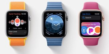 Apple Watch at 5: Essential for health, nice for work, bad at faces