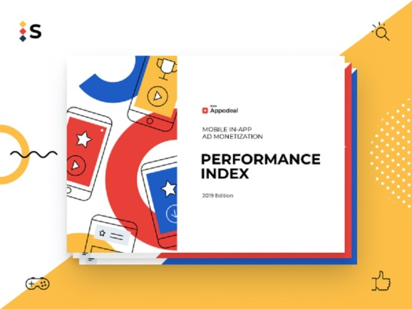 Appodeal's performance index.