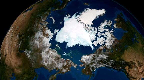 September 14, 2008 - Arctic sea ice