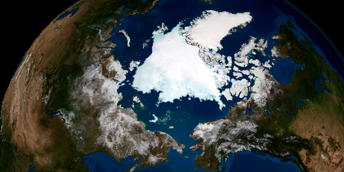 September 14, 2008 - Arctic sea ice