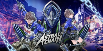 Switch's Astral Chain is the only new release to make The NPD Group's top 10 in August