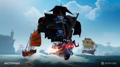 Survios launches VR game Battlewake on the high seas this