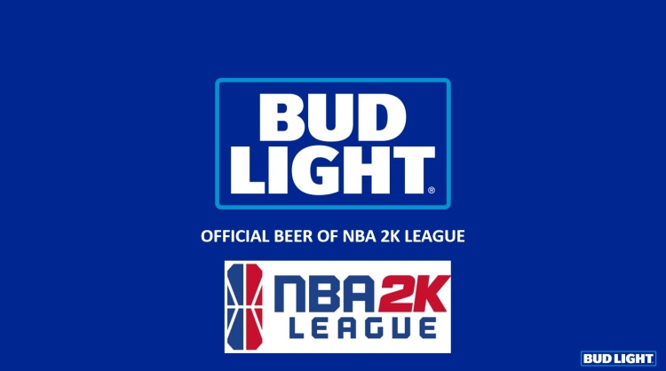 Bud Light isn't messing around when it comes to esports marketing.