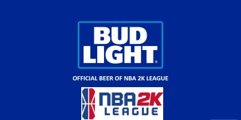 Why Anheuser-Busch is pouring beer and money into esports