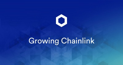 Chainlink cryptocurrency trading shows signs of pump-and