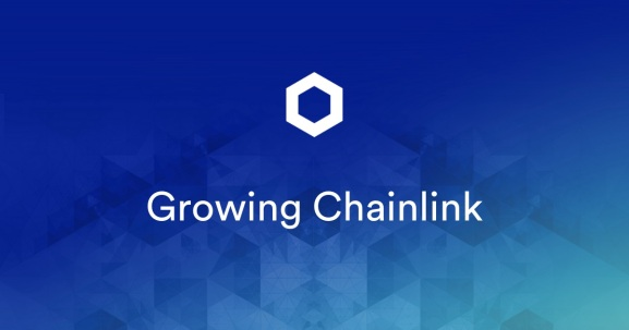 Chainlink overseas the Link cryptocurrency.