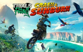 Trials Rising: Crash & Sunburn is out now.