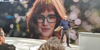 Amazon's Echo Frames are eyeglasses with Alexa
