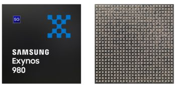 Samsung debuts Exynos 980, a single-chip 5G modem, CPU, and GPU