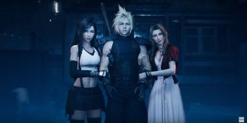 Final Fantasy VII Remake's new trailer has minigames and sugar for daddy