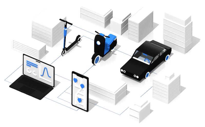 黑科技,前瞻技术,Wunder Mobility,城市交通,多模式城市交通方案,汽车新技术