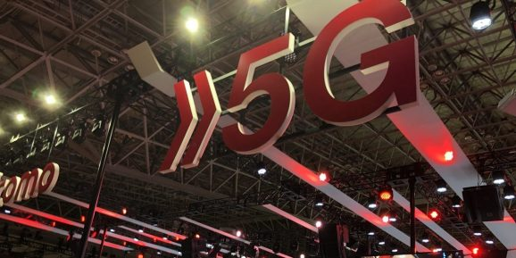 Genvid and NTT Docomo show off a 5G LAN party at the Tokyo Game Show.