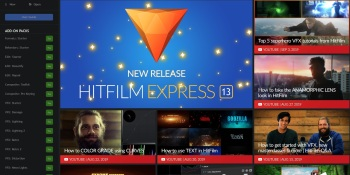 FXhome launches HitFilm Express video editing tool with tutorials for creating gameplay videos