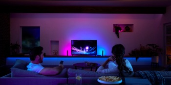 Philips Hue sync box brings a light show to all your HDMI devices