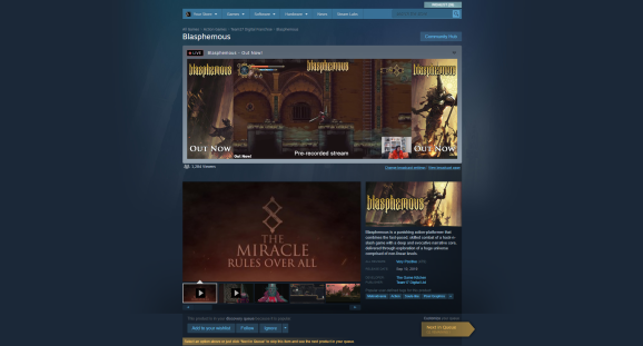 Valve has improved Steam's discovery.