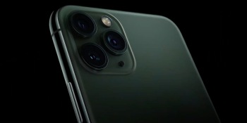 Apple announces iPhone 11 Pro and iPhone 11 Pro Max with three cameras