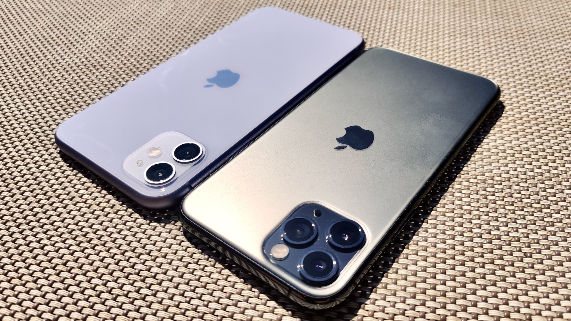 The quick iPhone 11 and iPhone 11 Pro review: Upgrades you