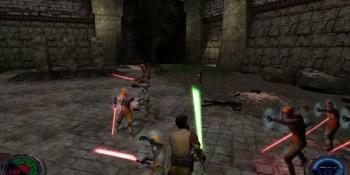 Star Wars: Jedi Knight II – Jedi Outcast hits Nintendo Switch