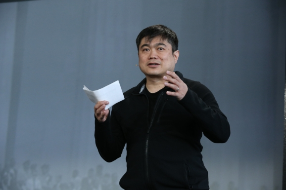 Former MIT Media Lab director Joi Ito