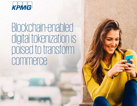 kPMG sees blockchain payments catching on.