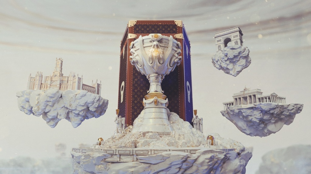 League of Legends trophy