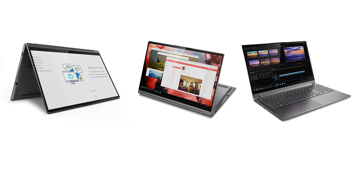 Lenovo rolls out Project Athena-powered laptops and smart