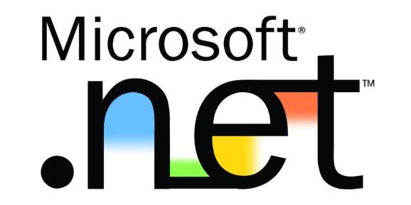 Microsoft's .NET logo