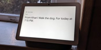 Google Assistant-enabled smart displays gain support for multiple accounts