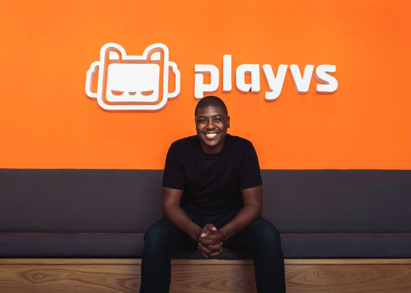 Delane Parnell is CEO of PlayVS.
