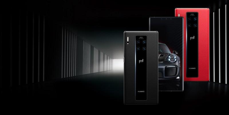 Huawei Mate 30 Porsche