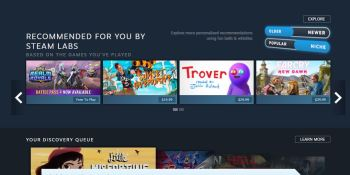 Steam Game Festival returns to highlight 40 upcoming projects