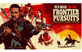 Red Dead Online is getting the Frontier Pursuits update.