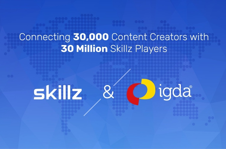 Skillz and the IGDA are teaming up.