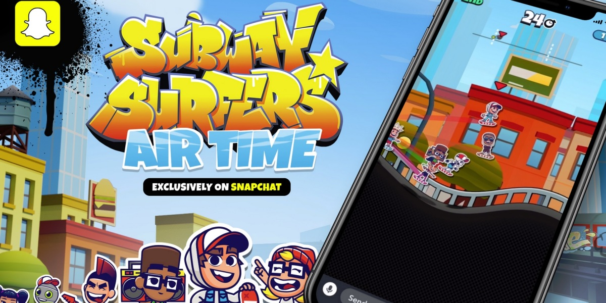 Subway Surfers Airtime