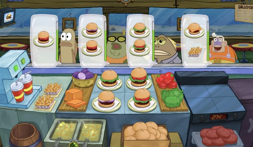 Sponge Bob: Krusty Cook-Off