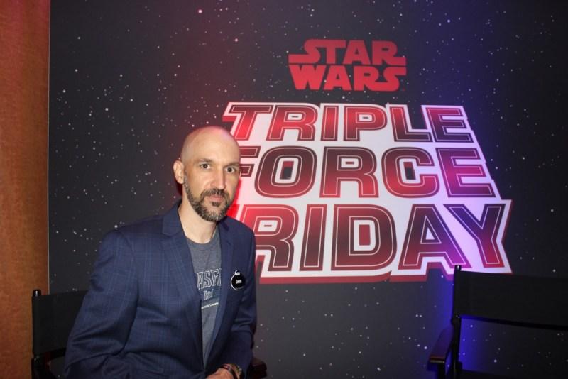 Chris Dern of Lucasfilm