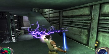 Star Wars: Jedi Knight II doesn't have inverted look controls on Switch … yet