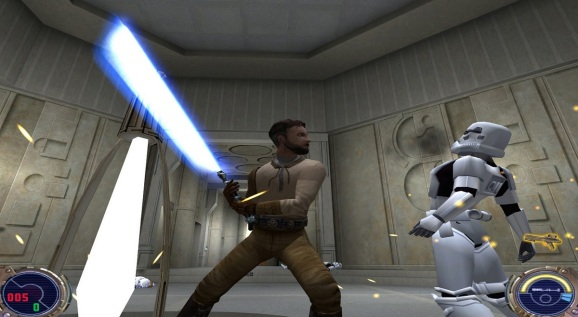Star Wars Jedi Knight II: Outcast for the Switch and PS4.