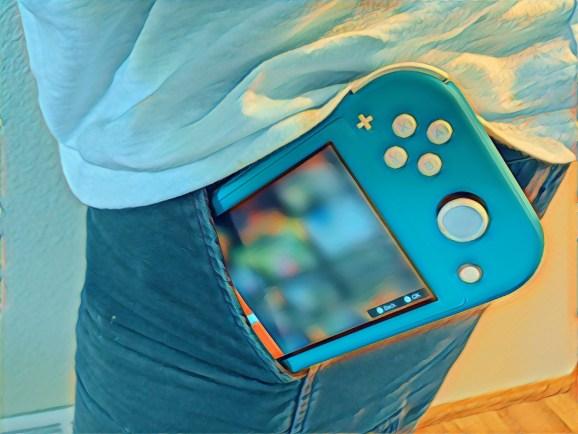 Switch Lite helps maintain Nintendo's sales momentum.